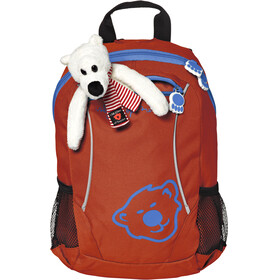 Isbjörn Stortass Mini Backpack Sunpoppy